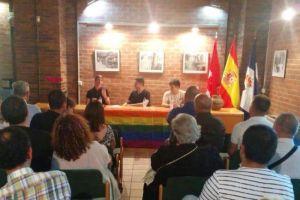 Charla sobre Diversidad Sexual y de Género en Valdemorillo.